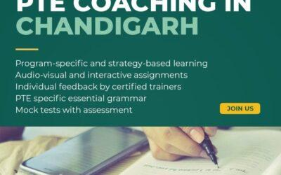 PTE Coaching In Chandigarh | PTE India