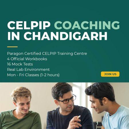 CELPIP Coaching in Chandigarh India – Paragon Certified