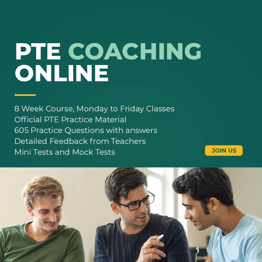 PTE Coaching Online